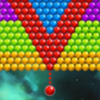 Bubble Shooter Space android app icon