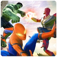 Superhero Fighting Games : Grand Immortal Battle android app icon
