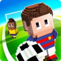 Blocky Soccer android app icon