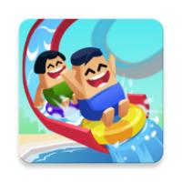 Idle Aqua Park android app icon