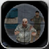Zombie Sniper Killing Game android app icon