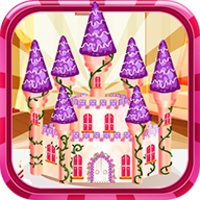 Princess Castle Cake Cooking android app icon