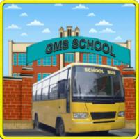 Drive School Bus Simulator: City Drive android app icon