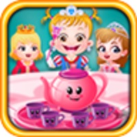Baby Hazel Tea Party android app icon