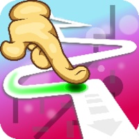Follow the Line 2D Deluxe android app icon
