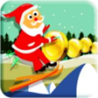 Santa Christmas Rush android app icon