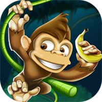 Banana Island Temple Kong Run android app icon