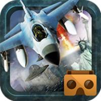 Aliens Invasion VR android app icon