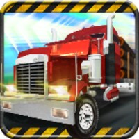 Modern Truck Delivery android app icon