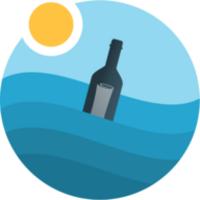 Bottled icon