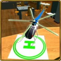 RC Free Flight Helicopter Sim android app icon