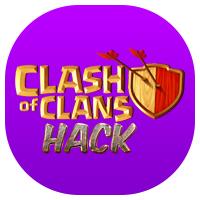 HACK clash of clans icon