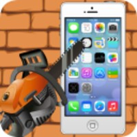Destroy Iphone android app icon