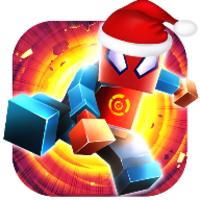 CubeCraft Spider Run android app icon
