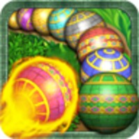 Jungle Marble Shoot android app icon
