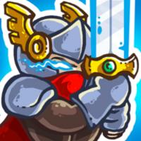 Kingdom Defense 2: Sword Hero android app icon