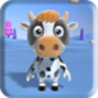 Talking Calf android app icon