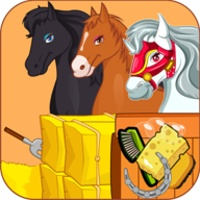 Horse Grooming Salon android app icon
