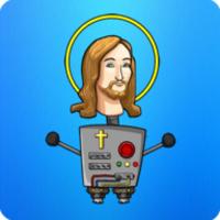 Jesucristo El Robot Del Futuro android app icon