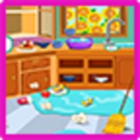 Clean Up Games Selfie android app icon