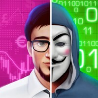Hacker Tap Smartphone Tycoon android app icon