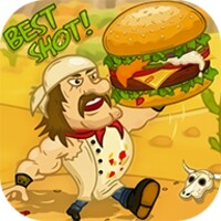 Mad Burger: Wild Texas android app icon