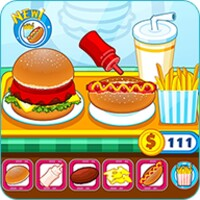 Burger Shop Fast Food android app icon