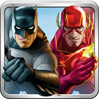Batman and The Flash: Hero Run android app icon