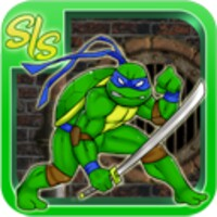 Ninja Turtle Super Runner android app icon