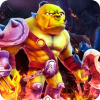 Endless Run Dungeon Raider 3D android app icon