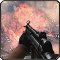 CSS-Gun and Fire android app icon