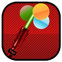 Laser Simulator Shooter Game android app icon