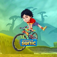 Shiva Bicycle Racing android app icon