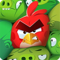 Angry Birds Islands android app icon