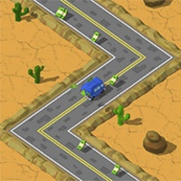 ZigZag Rally Racer android app icon