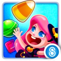 Candy Blast Mania Halloween android app icon