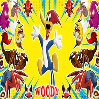 Woody Woodpecker Adventures World android app icon
