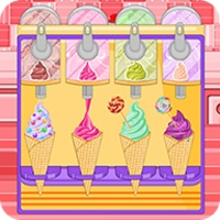 Ice Cream Cone Cupcakes Candy android app icon