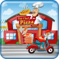 Top Chef Pizza Shop android app icon