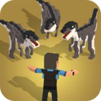 Jurassic Hopper android app icon