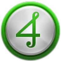 4shared Music icon