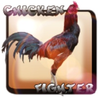 chicken fighter indonésia android app icon