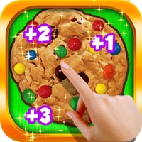 Tap the cookies android app icon