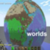 Worlds Minecraft Pocket android app icon
