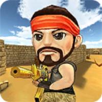 Hero Strike: Zombie Killer android app icon