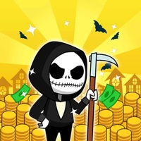 Death Tycoon - Idle Clicker: A money capitalist! android app icon
