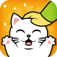 Merge Cats Cute Idle Game android app icon