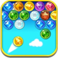 Bubble Jewels shoot android app icon