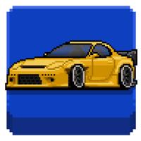 Pixel Car Racer icon