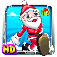 Doodle Santa Jump android app icon